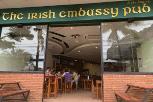 Outside of The irish embassy, aonang, 328 moo 2, ao nang, krabi, 8100